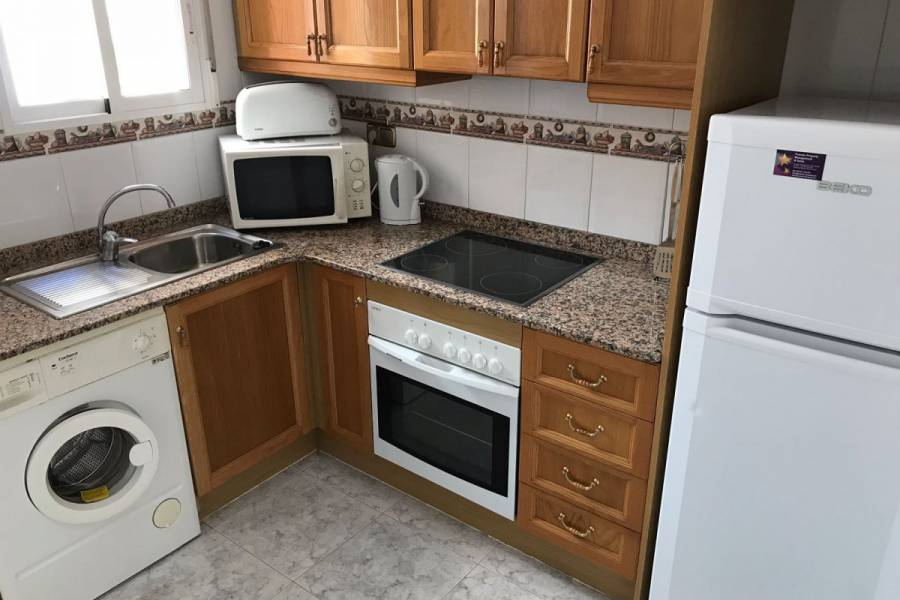 Sale - Apartment - Las Filipinas - Orihuela Costa