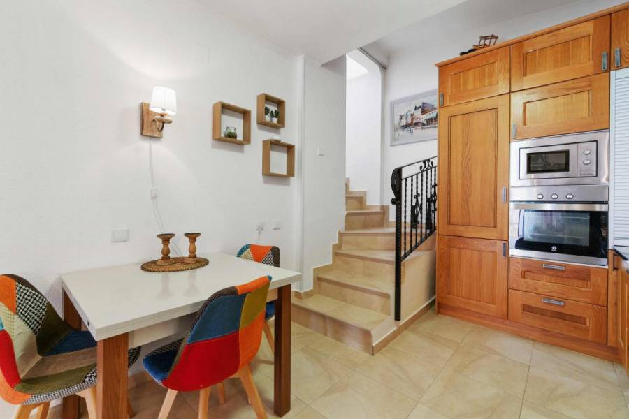 Sale - Townhouse - El chaparral - Torrevieja