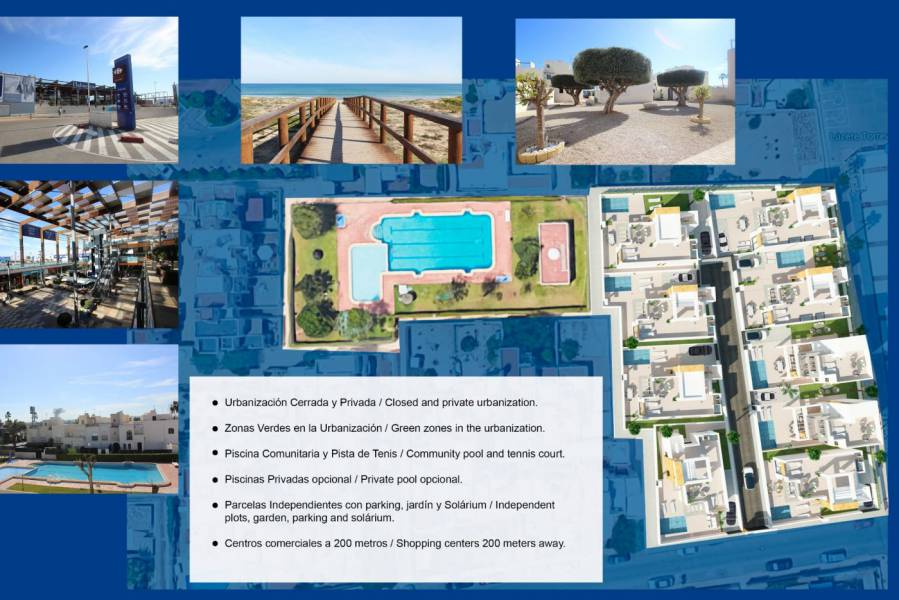 Sale - Luxury Villa - Carrefour - Torrevieja
