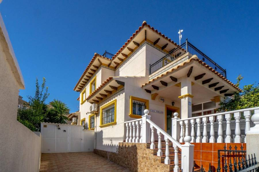 Townhouse - Sale - Playa Flamenca - Orihuela Costa